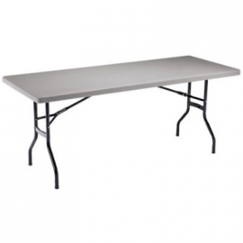 Table pliante Banquet 183 x 76 cm