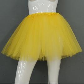 Tutu néon jaune