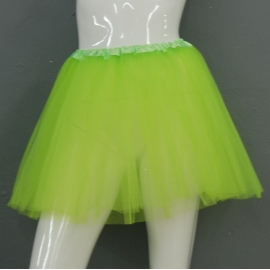Tutu néon vert