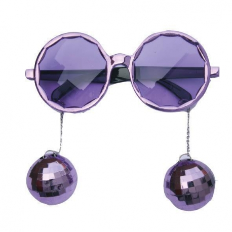 Lunettes Disco ball