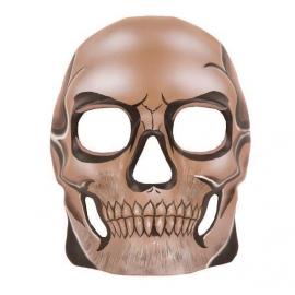 Masque tête de mort homme
