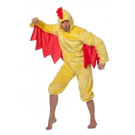 Location costume Coq