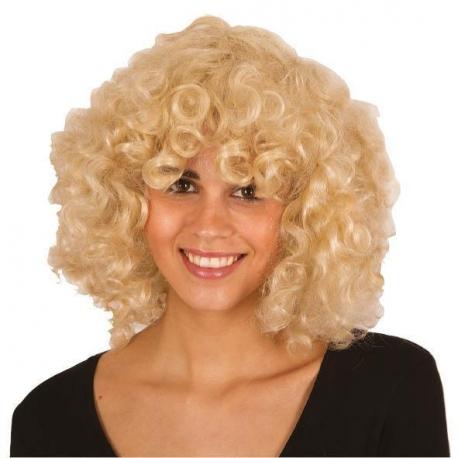 Perruque Sabrina blonde