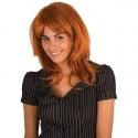 Perruque Katia rousse