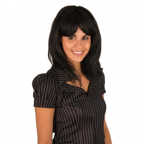 Perruque Katia noire