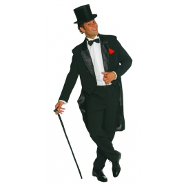 Location costume  Jaquette noir