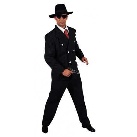Gangster noir homme