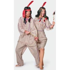 Indienne sioux