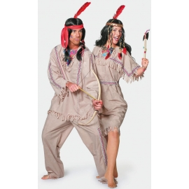 Location costume Indien sioux