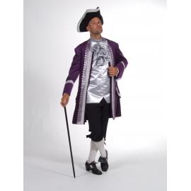 Marquis violet/argent