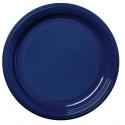 30 assiettes Festaioli 22cm - Bleu marine