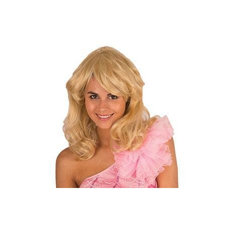 Perruque Marie blonde