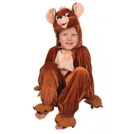 Costume peluche souris enfant