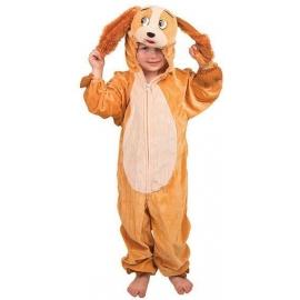 Costume Peluche Chien Enfant