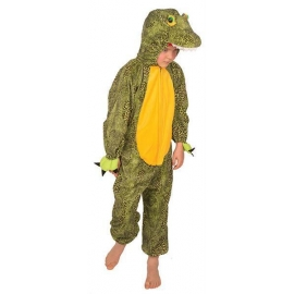 Costume peluche dragon enfant
