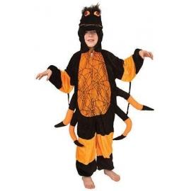 Costume peluche araignée enfant