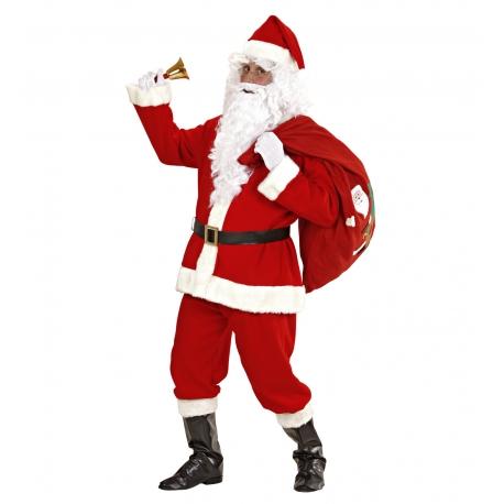 Deguisement Pere Noel américain