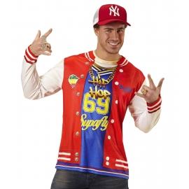 T-shirt avec manches - Hip hopper