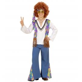 Déguisement hippy garçon enfant