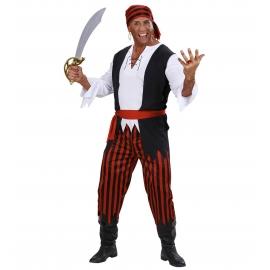 Déguisement Pirate des caraïbes hommes