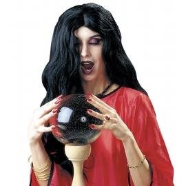 Peruque longue sorcière Amelie