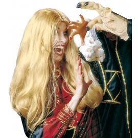 Perruque longue sorcière Morgane