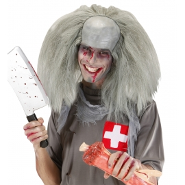 Crâne Dégarni Zombie