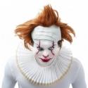 Perruque Clown tueur