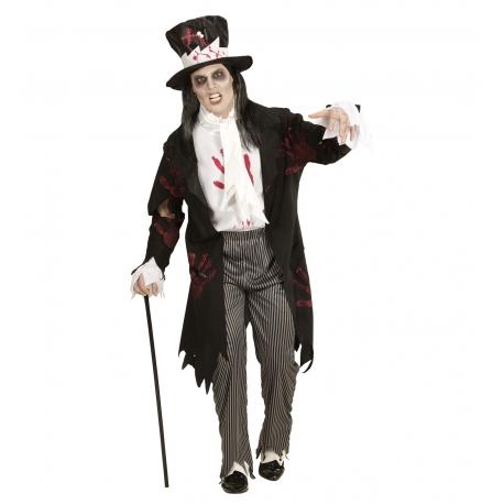Fiancé zombie - Déguisement halloween adulte