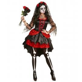 Fiancée jour des morts - Déguisement halloween
