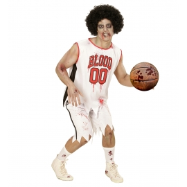 Joueur de basket zombie - Déguisement halloween
