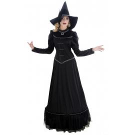 Sorcière magie noire - Déguisement halloween