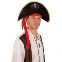 Chapeau bicorne Pirate
