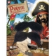 Moustache + bouc pirate