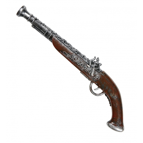Vieux pistolet pirate