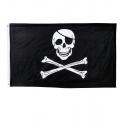 Drapeau pirate 150x90cm