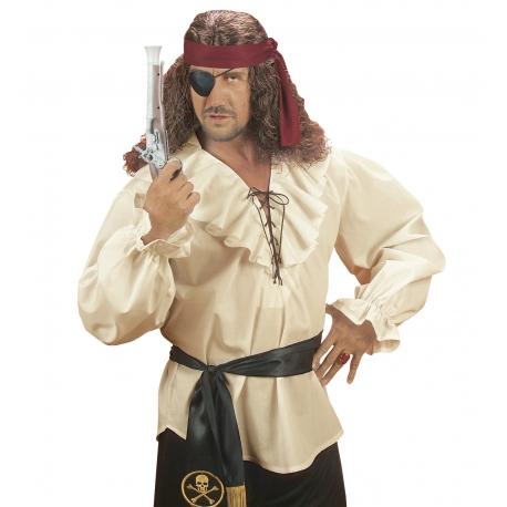 Chemise de Pirate Beige Adulte L
