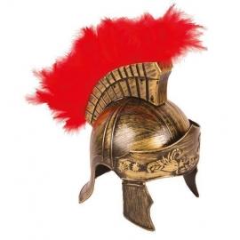 Casque pvc romain