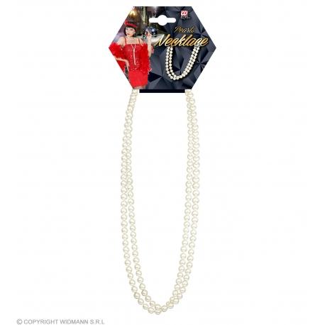 Collier Charleston perles