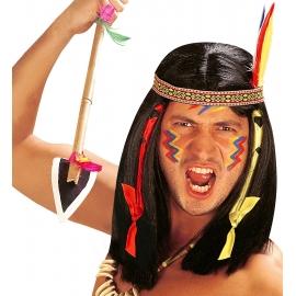 Perruque indien Cheyenne