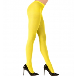 Leggings fluo orange