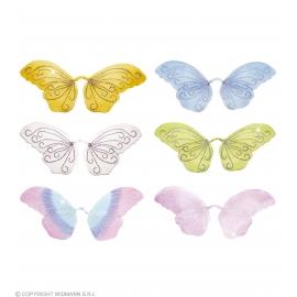 Ailes de papillon Hauteur 46cm multicolores
