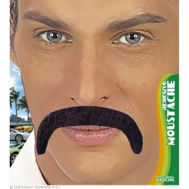 Moustache Macho adhésive