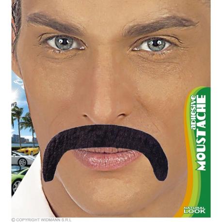 Moustache mandarin