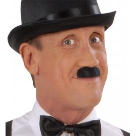 Moustache Charly Chaplin adhésive