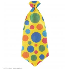 Grande cravate de clown