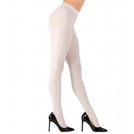 Collants blancs