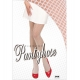 Collants resille blancs