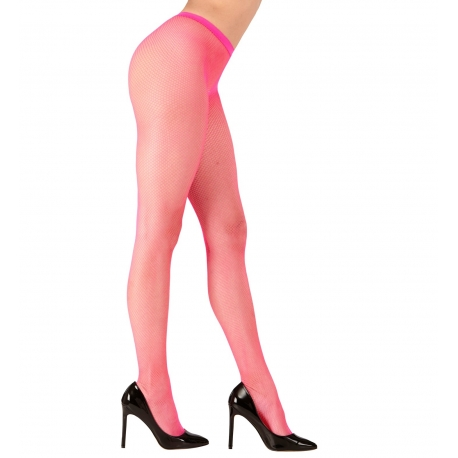 Collants rayes blanc/rouge