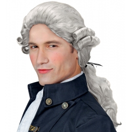 Perruque Marquis de Sade